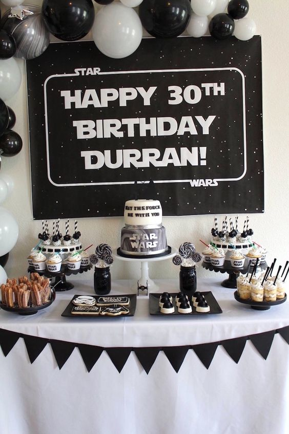 30 Star Wars Party Birthday Ideas You Will Love Party