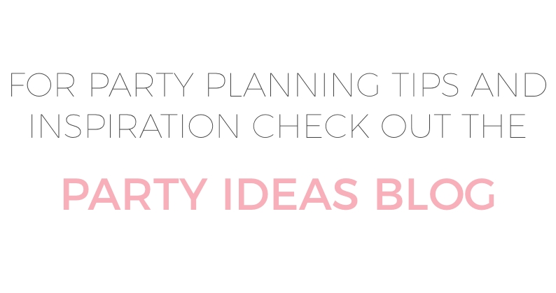 Party Ideas Blog